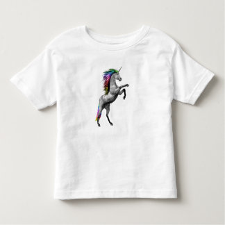 Rainbow Unicorn Childrens Shirt