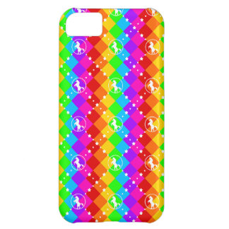 Rainbow Unicorn iPhone 5C Case