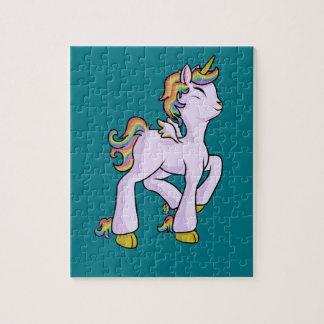 Rainbow Unicorn! Jigsaw Puzzle