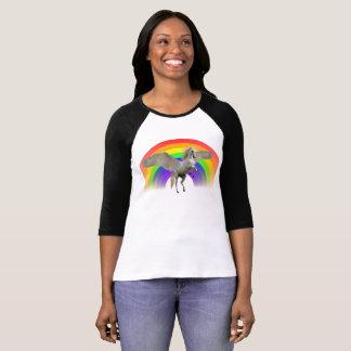 Rainbow Unicorn Pegasus Shirt