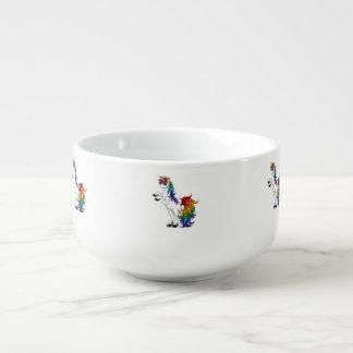 Rainbow Unicorn Soup Mug