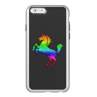 Rainbow Unicorn Incipio Feather® Shine iPhone 6 Case