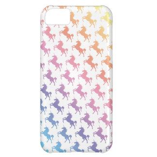 Rainbow Unicorns iPhone 5C Case