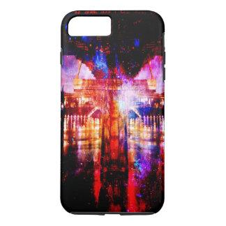 Rainbow Universe Bridge iPhone 7 Plus Case