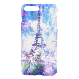 Rainbow Universe Paris iPhone 8 Plus/7 Plus Case