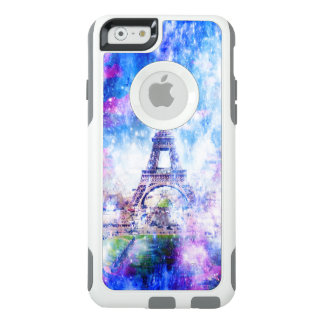 Rainbow Universe Paris OtterBox iPhone 6/6s Case