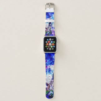 Rainbow Universe Paris The Ones that Love Us Apple Watch Band