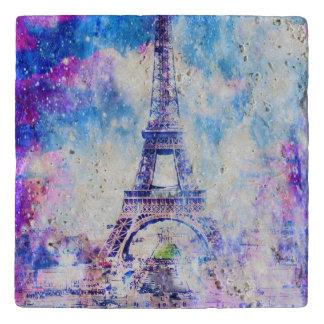 Rainbow Universe Paris Trivet