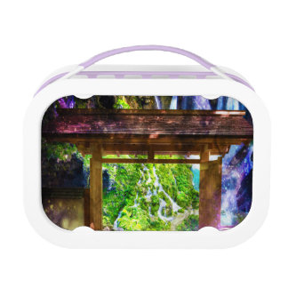 Rainbow Universe's Pathway to Paradise Lunch Box