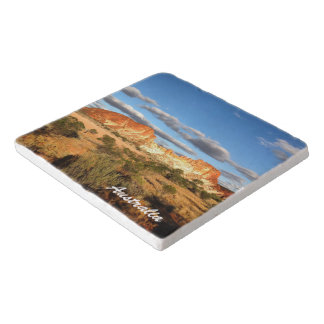 Rainbow Valley stone trivet
