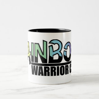 Rainbow Warrior Club Mug