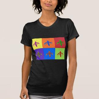 Rainbow Wasps Tee Shirt