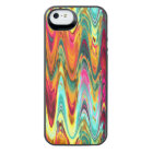 Rainbow Waves iPhone SE/5/5s Battery Case