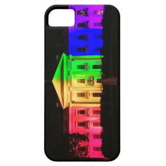 Rainbow White House iPhone 5 Cases