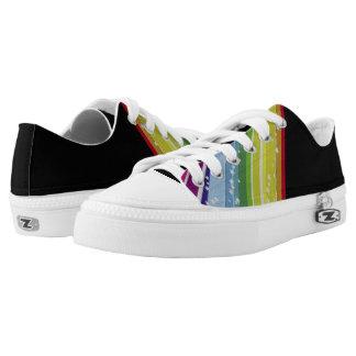 """Rainbow"" Zipz Shoes"
