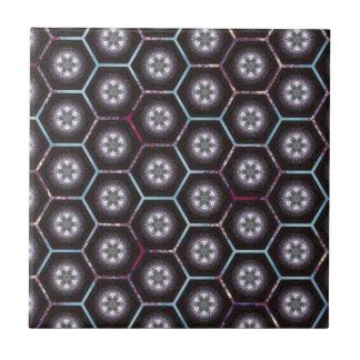 rainbowhex ceramic tile