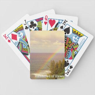Rainbows of Hawaii Poker Deck