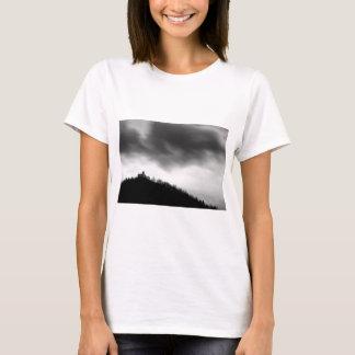 Rainclouds over church T-Shirt