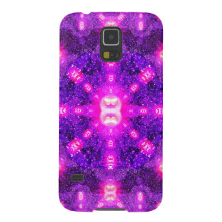 Raindrop Flower Mandala Galaxy S5 Case