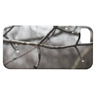 Raindrops Branches Barely There iPhone 5 Case