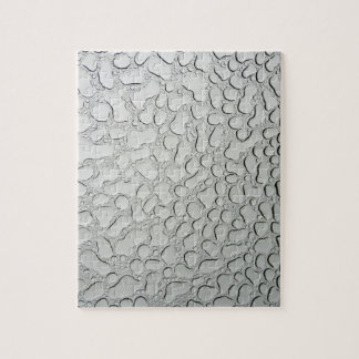 Raindrops on Glass Roof Jigsaw Puzzle