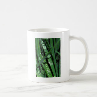 Raindrops on Grass - Early Morning Dew Mugs