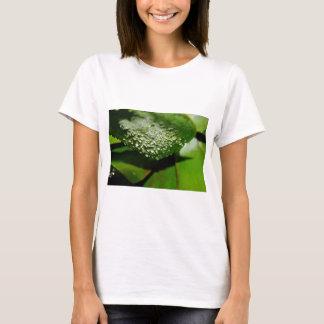 RAINDROPS ON LEAF QUEENSLAND AUSTRALIA T-Shirt
