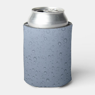 Raindrops photo can cooler