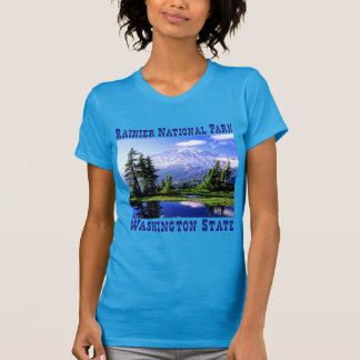 Raineer National Park - Washington State T-Shirt