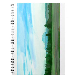 Rainer water color notebook