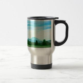 Rainer water color travel mug