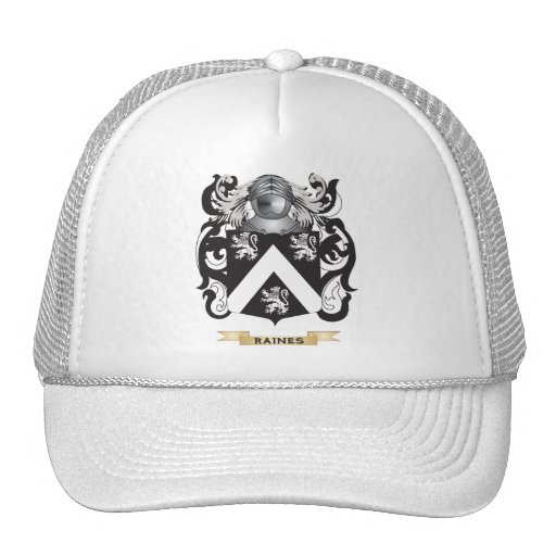Raines Coat of Arms (Family Crest) Trucker Hat