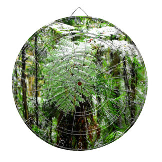 RAINFOREST EUNGELLA NATIONAL PARK AUSTRALIA DART BOARD