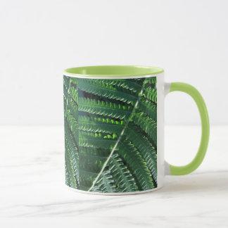 Rainforest Fern Mug