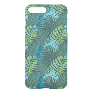 Rainforest Jungle Leaf Pattern iPhone 8 Plus/7 Plus Case