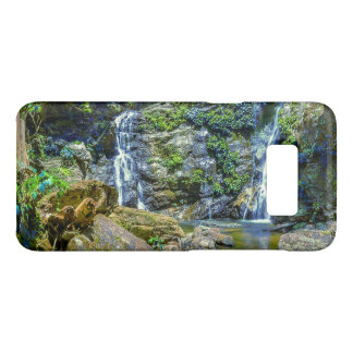Rainforest Waterfall Case-Mate Samsung Galaxy S8 Case