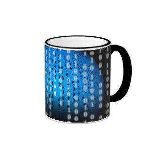 Raining Binary Mugs