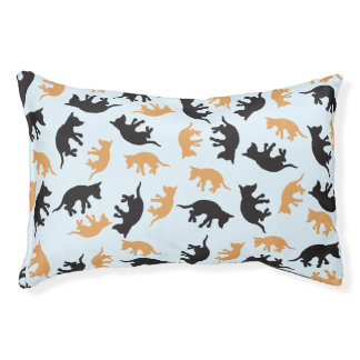 Raining Chihuahuas and Rat Terriers Pet Bed