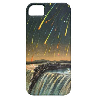 Raining Fire over Water Falls Case For The iPhone 5