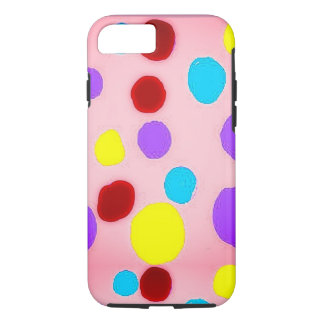Raining gumballs iPhone 7 case