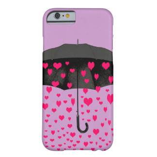 Raining hearts iPhone 6 case covers Barely There iPhone 6 Case