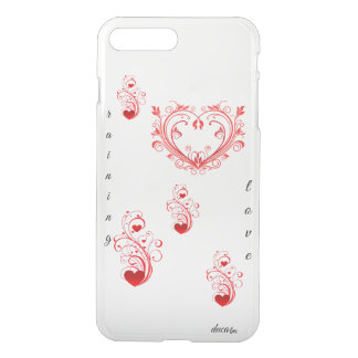 raining love iPhone 8 plus/7 plus case