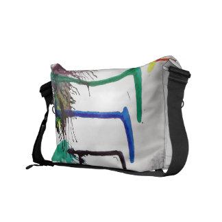 Rainkbow bag messenger bags