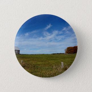 Rains Farm St Joseph Island 6 Cm Round Badge