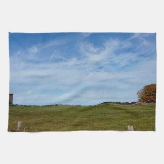 Rains Farm St Joseph Island Tea Towel