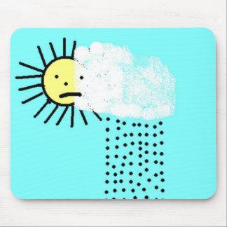 Rainstorm Mouse Pad