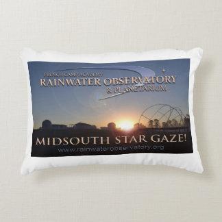 RAINWATER OBSERVATORY MIDSOUTH STAR GAZE DECORATIVE CUSHION