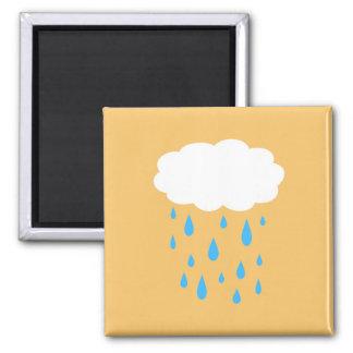 Rainy Cloud Magnet