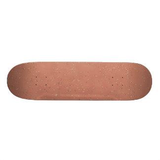 rainy day 14216 peach (I) Skate Board Deck
