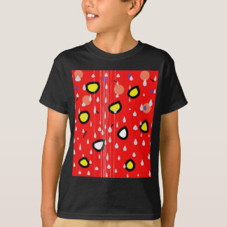 Rainy day - red T-Shirt